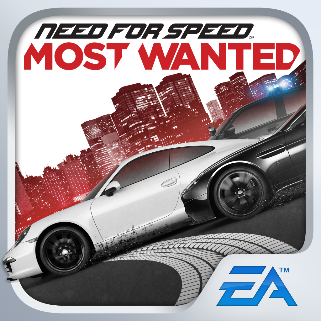 mzm.kbgmmdac Need for Speed Most Wanted, de lo mejor en Juegos de Coches para iPad