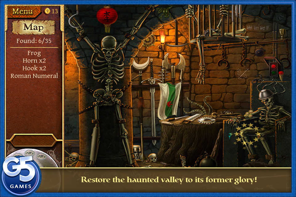 Screenshot The Magician's Handbook: Cursed Valley (Full)