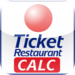 Ticket Restaurant and Food Checks Calculator
